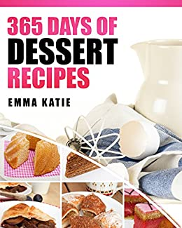 365 Days Dessert Recipes Cookbook ebook product image