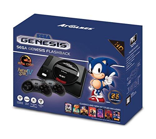 Sega Genesis Flashback (Genesis Sega Game)