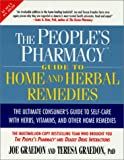 Home and Herbal Remedies, Joe Graedon and Teresa Graedon, 0312267649