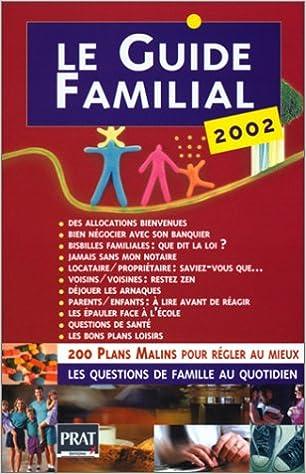 Livre gratuits Le Guide familial 2002 pdf