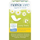 Natracare Mini Panty Liners, 30 Count