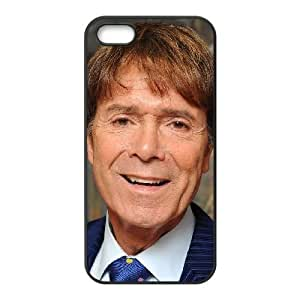 Cliff Richard iPhone 4 4s Cell Phone Case Black Z0629988