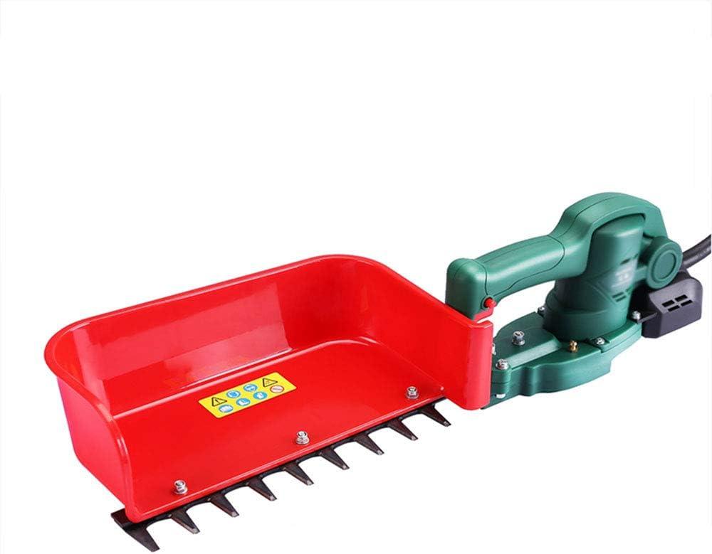 Scissors Recogedor de té máquina de poda eléctrica máquina de poda de batería de Litio portátil cortadora de setos de Mano Motor sin escobillas Mini máquina de recolección de té para el hogar