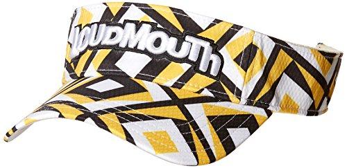 ラウドマウスゴルフ Loud Mouth Golf 帽子 サンバイザー