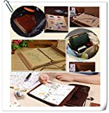 Writing Journals Notebook (Value Pack) Refillable