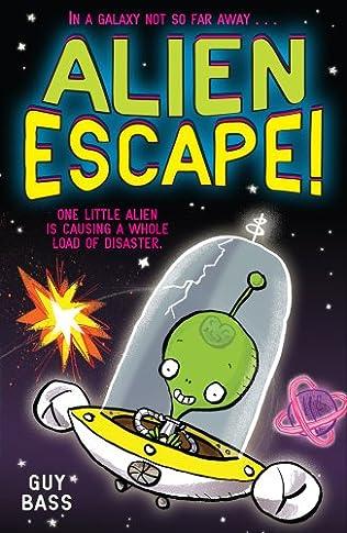 book cover of Alien Escape!