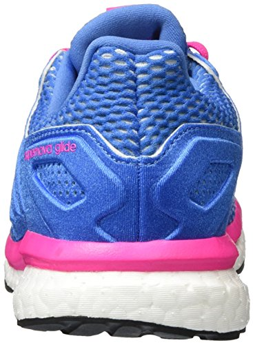 8 Supernova W adidas Blue Glide Bleu Running de Shock Super Entrainement Blue Femme Pink Chill Super Chaussures BE11qUw