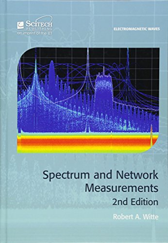 (Spectrum and Network Measurements (Electromagnetics and Radar))