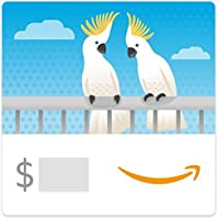 Amazon.com.au eGift Card - Cockatoos