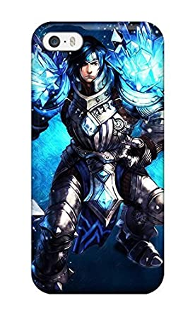 New Diy Design League Of Legends Tryndamere For Iphone 5/5s Cases ...