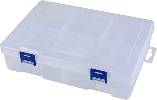 Dos capas Células Caja de herramientas portátil Parte electrónica ...