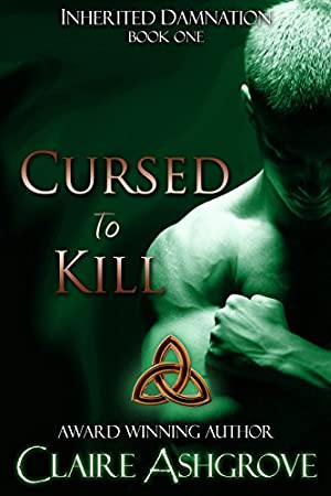 book cover of Cursed to Kill