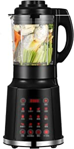 Food Processor Blender - Kitchen Food Processor, Chopper, Blender Food Processor Combo, Multi Mixer Machine with Blade 800W