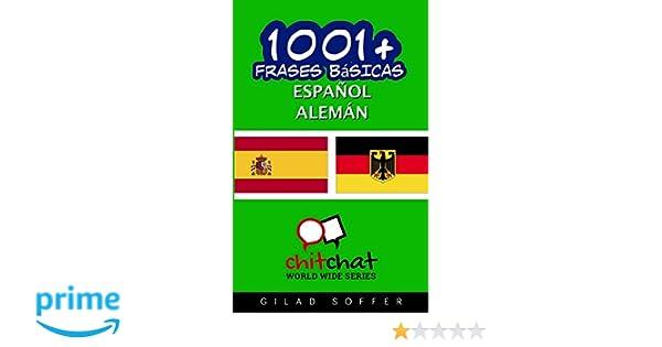 1001+ frases básicas español - alemán (Spanish and German ...