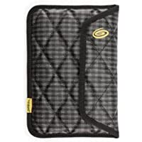 Timbuk2 Plush Sleeve for Kindle Fire with Memory Foam for impact absorption, Indie Plaid/Black (does not fit Kindle Fire…
