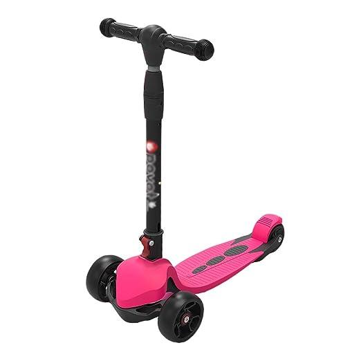 Scooter Patinete para niños con Freno Trasero, Ruedas Anchas ...