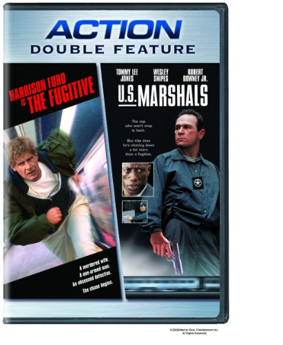 The Fugitive / U.S. Marshals (Double feature) (Ar Lunch Christmas)