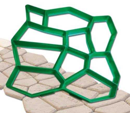 40 opinioni per GHZ 106196-A D.I.Y. Forma per selciato in pietra naturale, colore: Verde