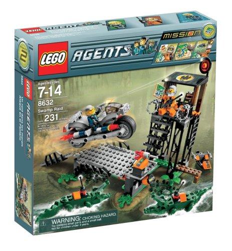 LEGO Agents Swamp Raid ()