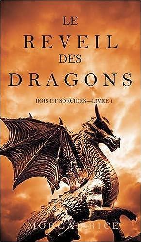 ROIS ET SORCIERS (Tome 1) LE RÉVEIL DES DRAGONS de Morgan Rice 51D9O1cu2hL._SX289_BO1,204,203,200_