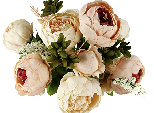 Peony Flower Bouquet - 9