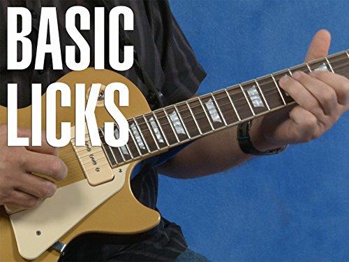 - Blues Guitar 101: Basic Licks