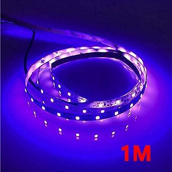 LED Ultraviolet Germicidal Lamp Strip Home UVC Disinfect Sterilizer Light Tape