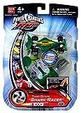 power rangers rpm megazord toys - Power Rangers RPM Turbo Octane Zord Green Shark Racer