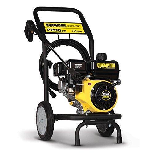 gasoline pressure washer 2200 psi - 7