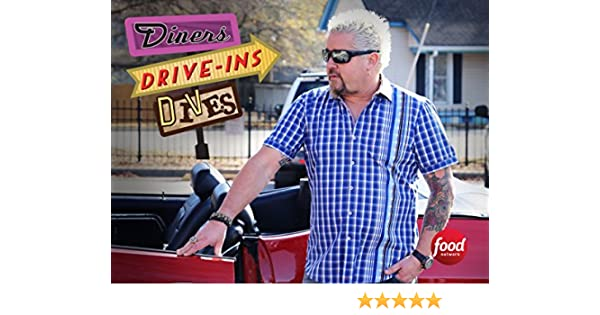diners drive ins and dives island flavor episode