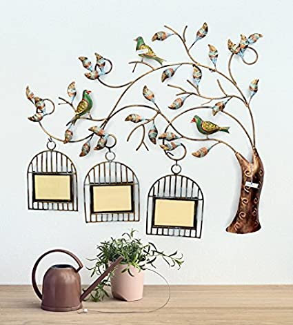 Buy Collectible India Iron Handmade Bird Tree Design Home Decorative