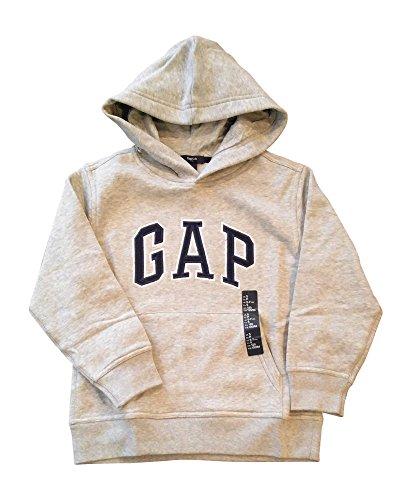 gap-kids-arch-logo-fleece-hoodie-sweatshirt-light-heather-grey-youth-small-6-7
