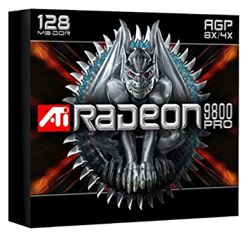 ATI Radeon 9800 Pro Mac Edition Graphics Card AGP 128MB DDR TV Out DVI Amazoncouk Computers Accessories