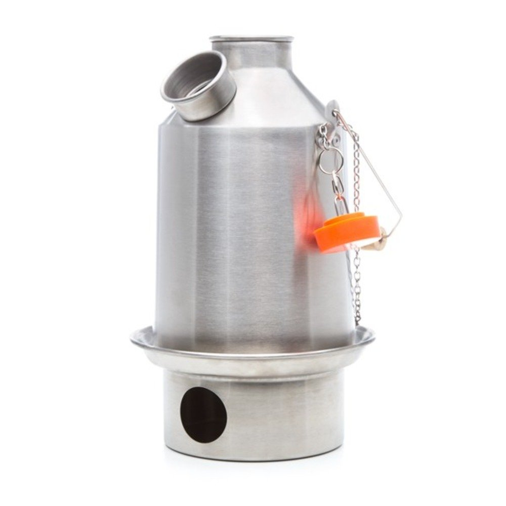 Medium  Scout  Kelly Kettle® Edelstahl (1.1l)