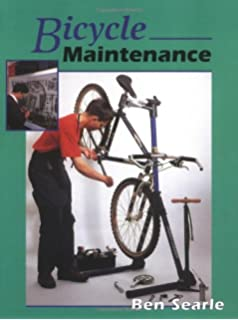 The total bike maintenance book diy repairs made easy amazon bicycle maintenance solutioingenieria Image collections