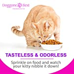 Doggone Best Products Cat Probiotics - Helps with Diarrhea and Constipation - All Natural Powder - Can Help Gas, Digestive Issues and Bad Breath - 8 oz - Made in The USA 13