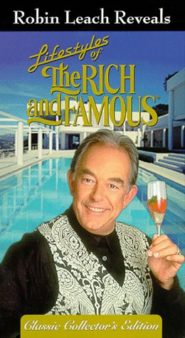 Lifestyles of the Rich & Famous [VHS]