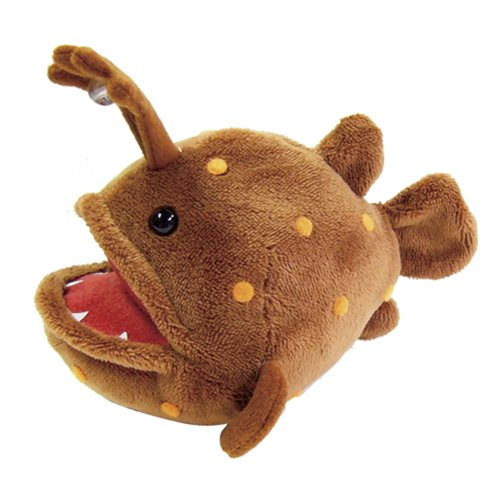 Undersea walk friend beans Angler Fish (japan import) ()