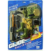 GI Joe Salón de la Fama Jungle Patrol Mission Gear