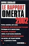 Le rapport Omerta 2002 par Coignard