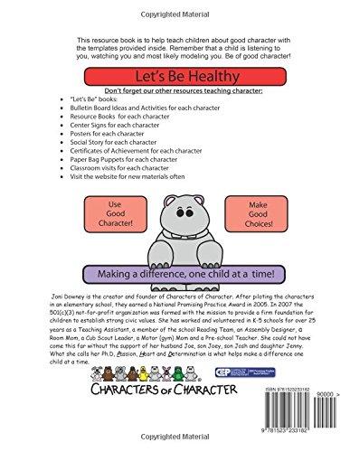 Healthy Hippo: Joni J. Downey, Jennifer J. Downey, Josh J. Downey ...