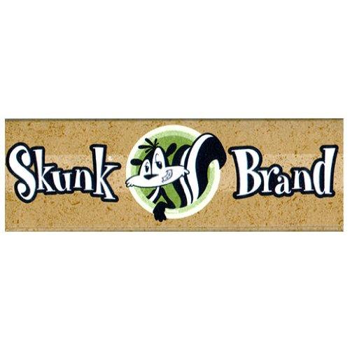 (TWO Packs Skunk Brand 1-1/4