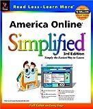 America Online Simplified, Ruth Maran, 0764536737