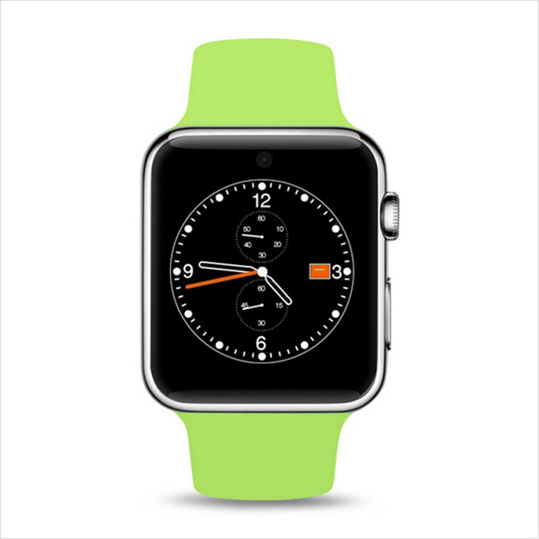 Smart Watch Bluetooth ZC01 Screen Support SIM Card ...