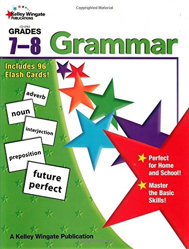 Download Grammar, Grades 7 - 8 ebook