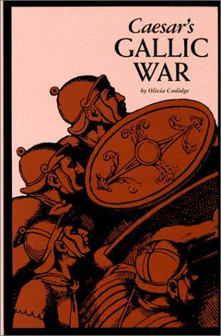 Caesars Gallic War Olivia Coolidge