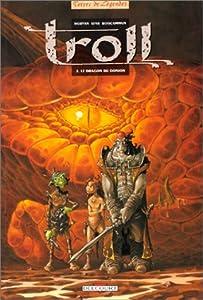 "Afficher ""Troll. n° 2 Le dragon du donjon"""