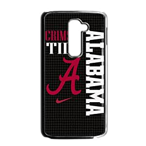 Alabama Crimson Tide Fahionable And Popular Back Case Cover For LG G2