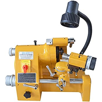 Grizzly H7762 Heavy Duty Tool Grinder Power Bench