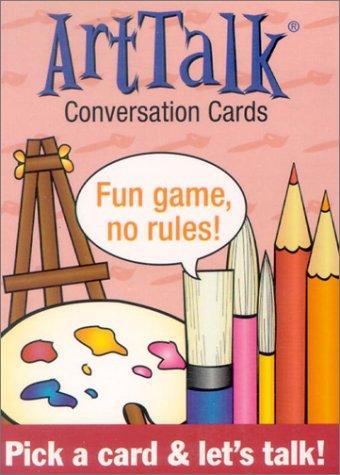 Art Talk: Conversation Cards (Tabletalk Conversation Cards)